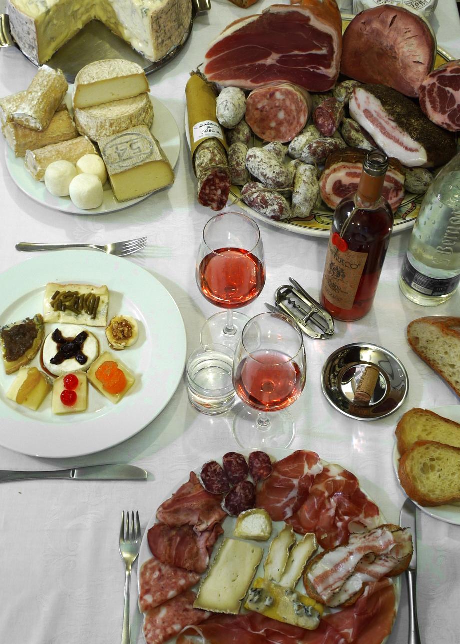 La Papperia prodotti tipici Alzate Brianza (COMO) Menù ristorante Tentazioni Salumi e formaggi