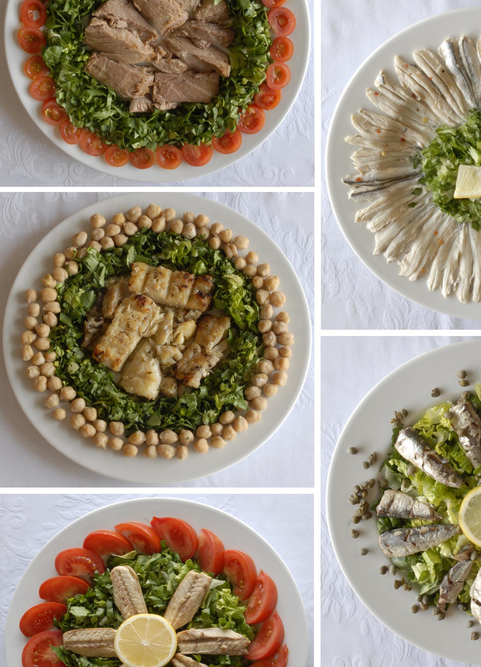 La Papperia prodotti tipici Alzate Brianza (COMO) sapori di mare piatti di pesce foto menù
