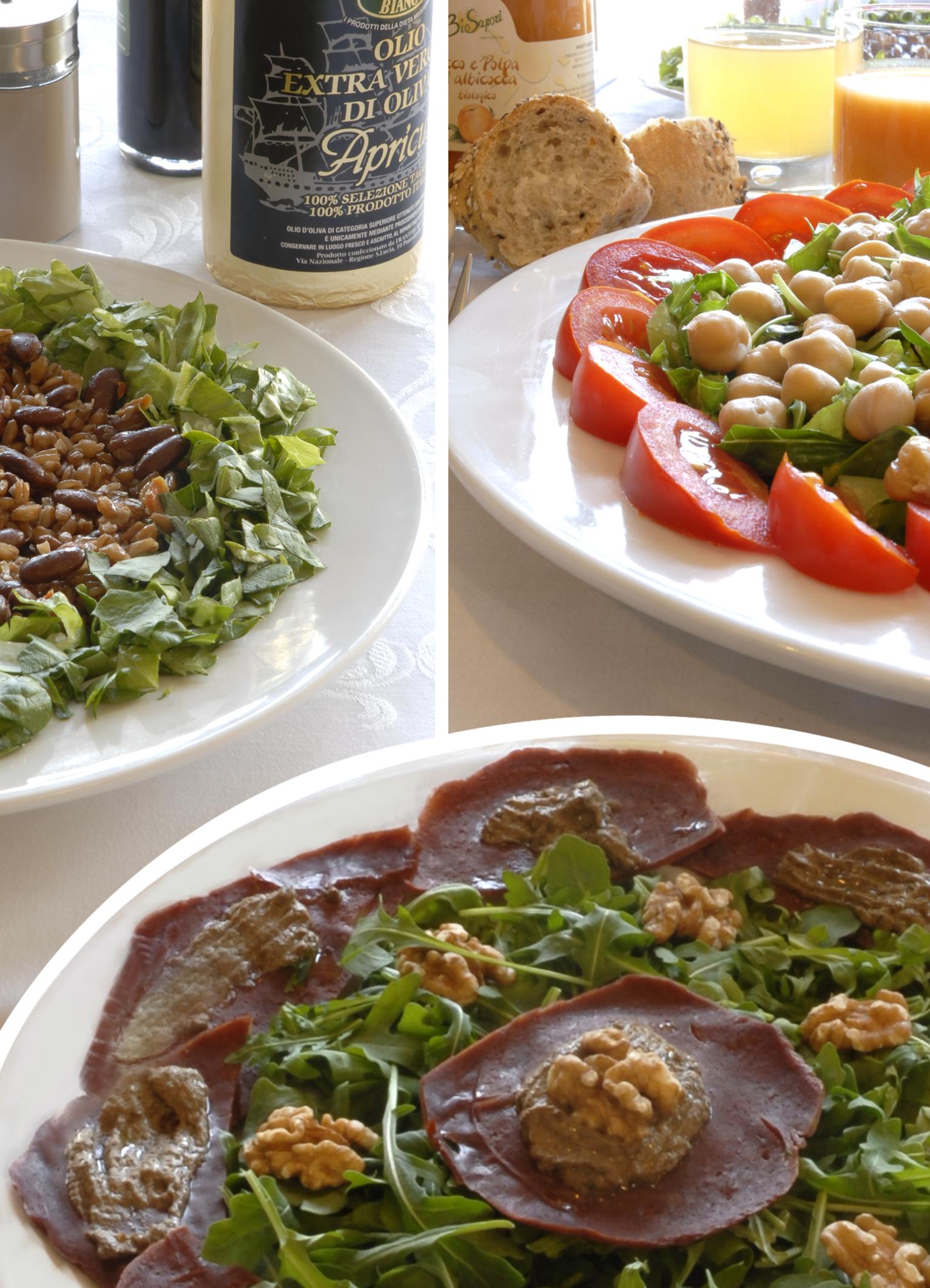 La Papperia prodotti tipici Alzate brianza (COMO) Piatti del benessere bio, alimentazione vegana foto menù