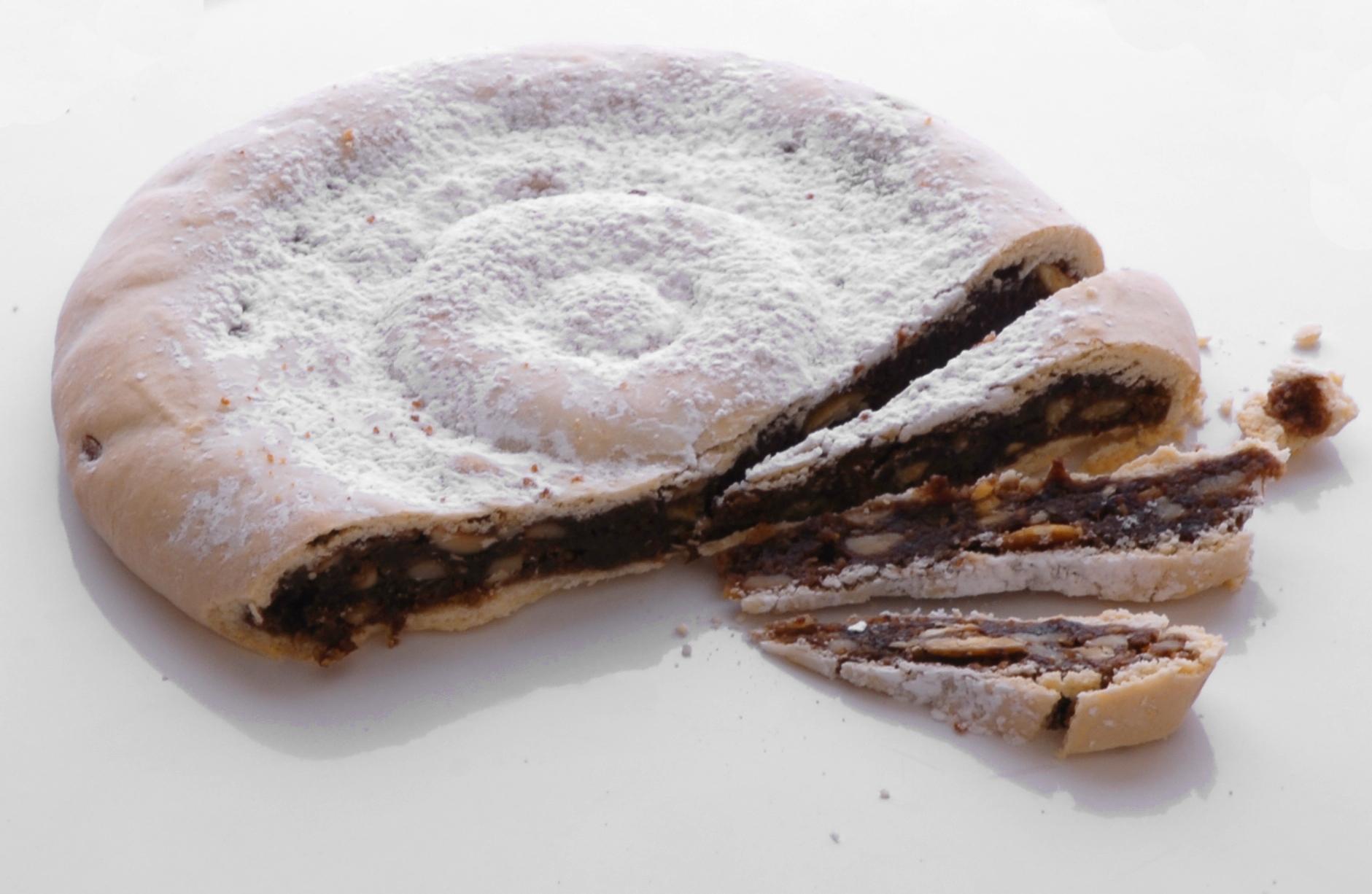 La Papperia prodotti tipici Alzate brianza ( COMO ) Spongata Brescello