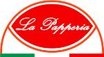 Miniatura Logo La Papperia prodotti tipici Alzate Brianza (COMO) con bandiera d' Italia tricolore
